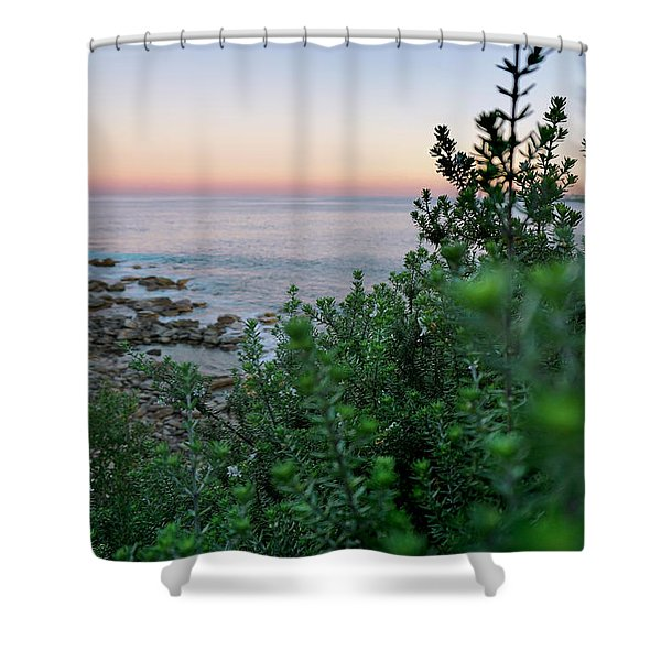 Down To The Water Shower Curtain