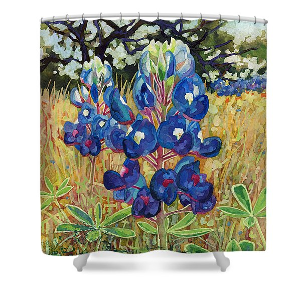 Early Bloomers Shower Curtain