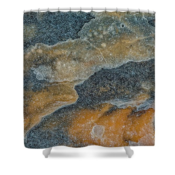 Earth Portrait 283 Shower Curtain