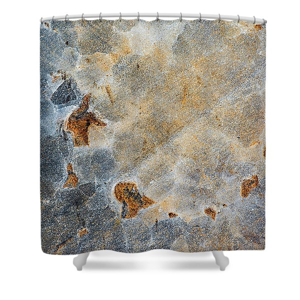 Earth Portrait 286 Shower Curtain