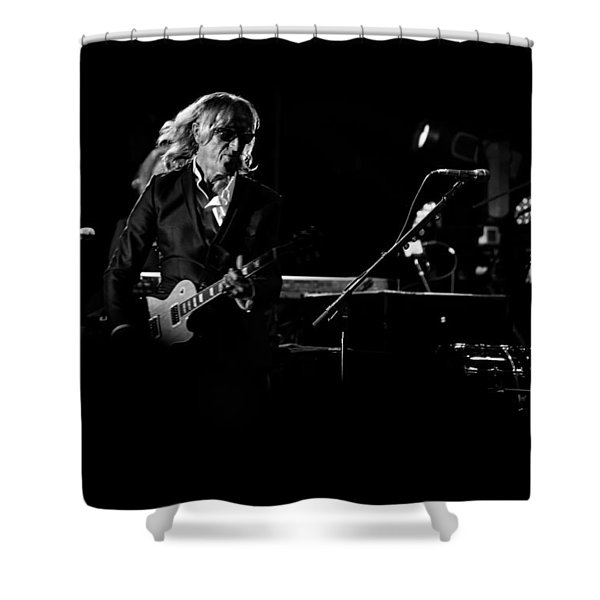 Elton John And Band In 2015 Shower Curtain