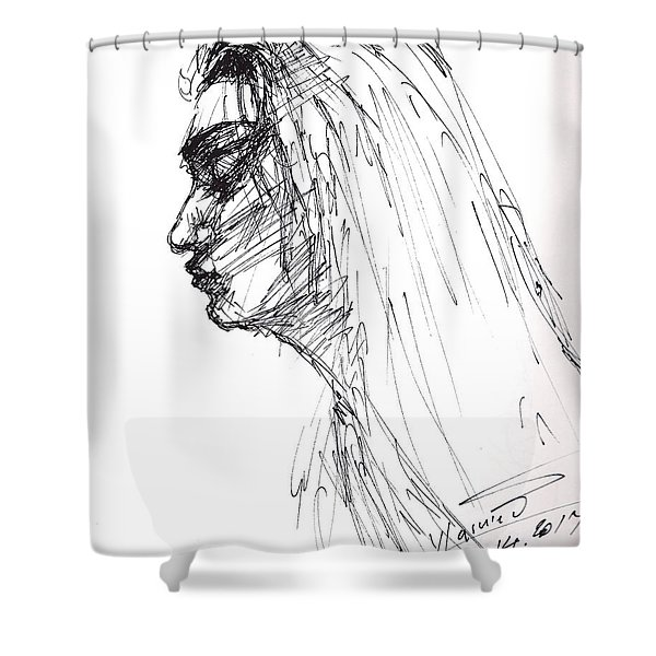 Erbora Shower Curtain