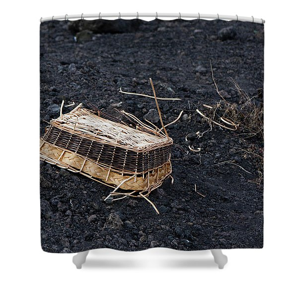 Etna Shower Curtain