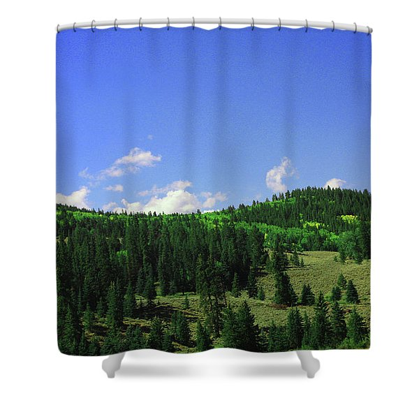 Faafallscene118 Shower Curtain