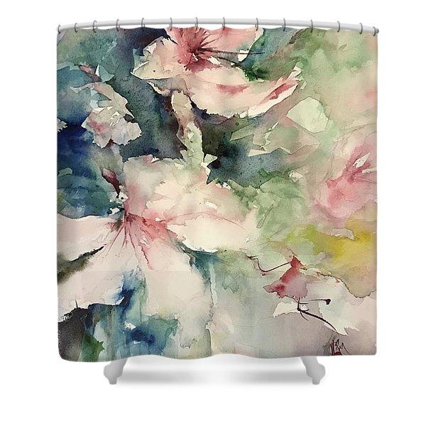 Flower Series 2017 Shower Curtain