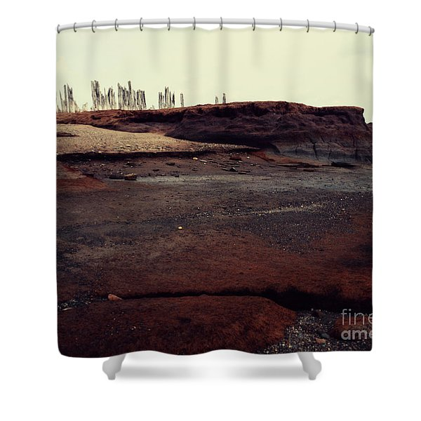 From The Sea Shower Curtain