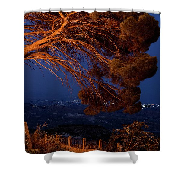 Gerace Shower Curtain
