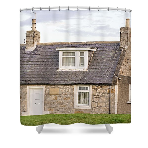 Gregory Place Shower Curtain