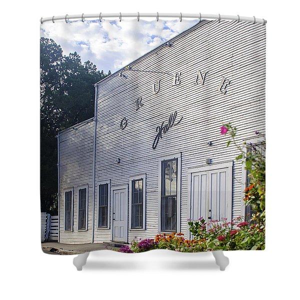 Gruene Hall Shower Curtain