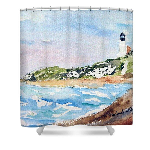 Highland Light Shower Curtain