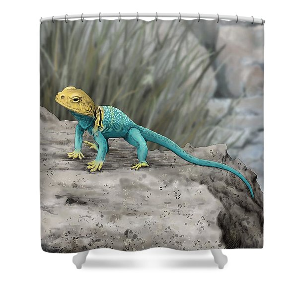 I Dare You Shower Curtain