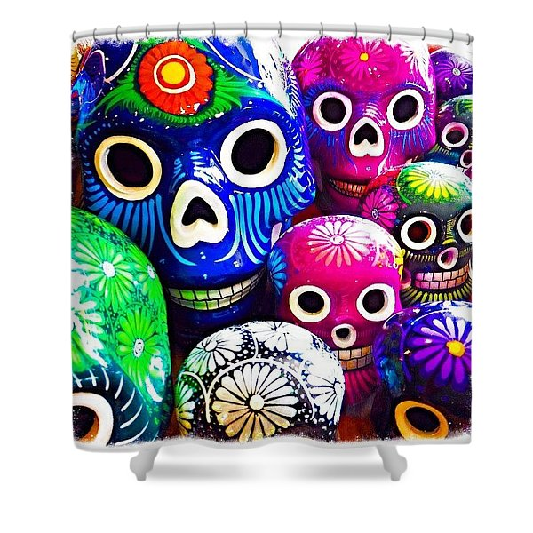 I Think I Need The Pink One! Shower Curtain