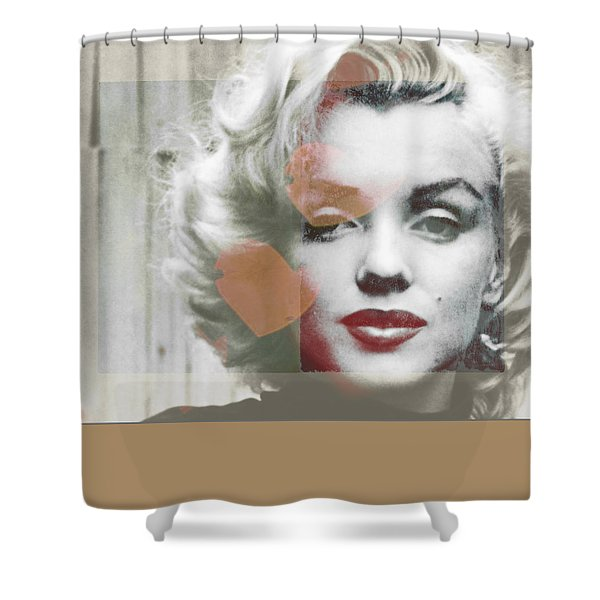I Will Always Love You Shower Curtain