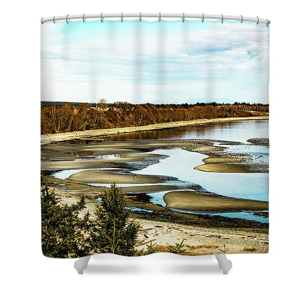 Kye Bay Shower Curtain