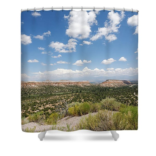 La Strada Shower Curtain