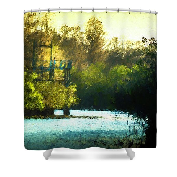 Looking For You Shower Curtain