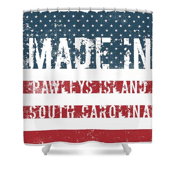 Made In Pawleys Island, South Carolina Shower Curtain