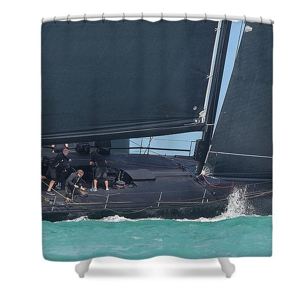 Maxi Key West Shower Curtain