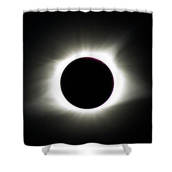 Maximum Totality Shower Curtain