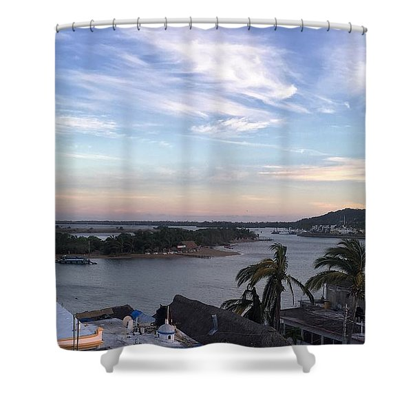 Mexico Memories Shower Curtain