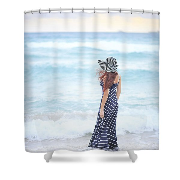 Mystic And Divine Shower Curtain