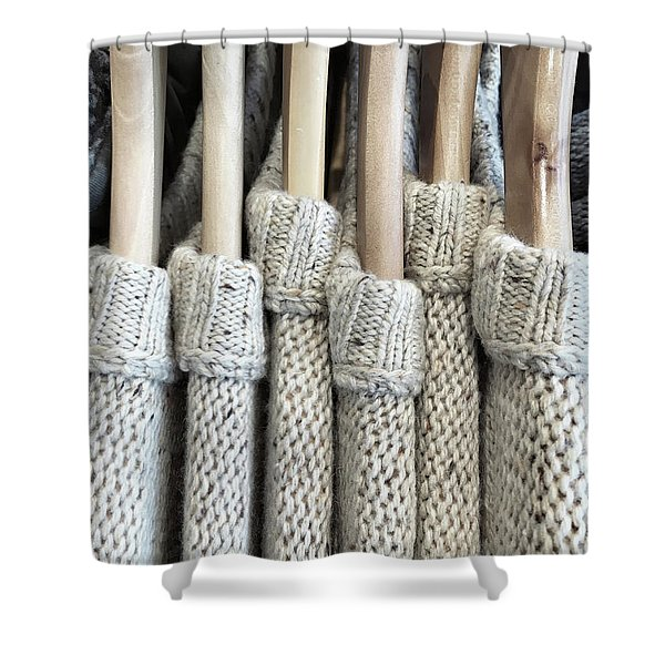 New Wool Jumpers  Shower Curtain
