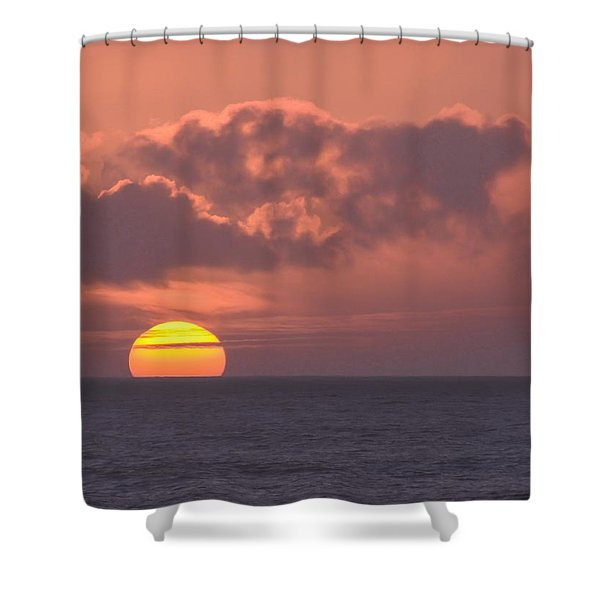 Ocean Peace Shower Curtain