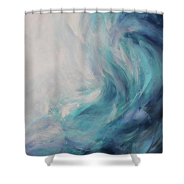 Ocean Song Shower Curtain
