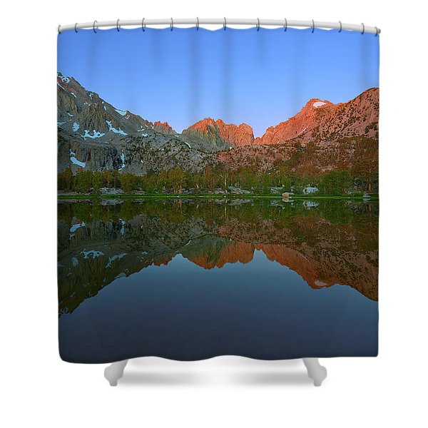 Oh, Inverted World Shower Curtain