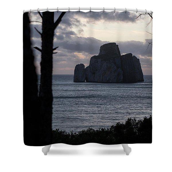 Pan Di Zucchero  Shower Curtain