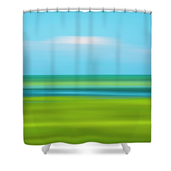 Passing Cloud Shower Curtain
