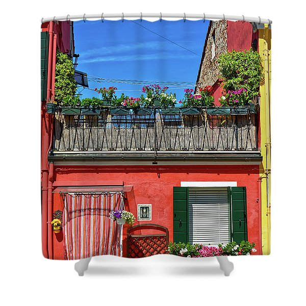 Do Not Forget To Water The Plants Shower Curtain