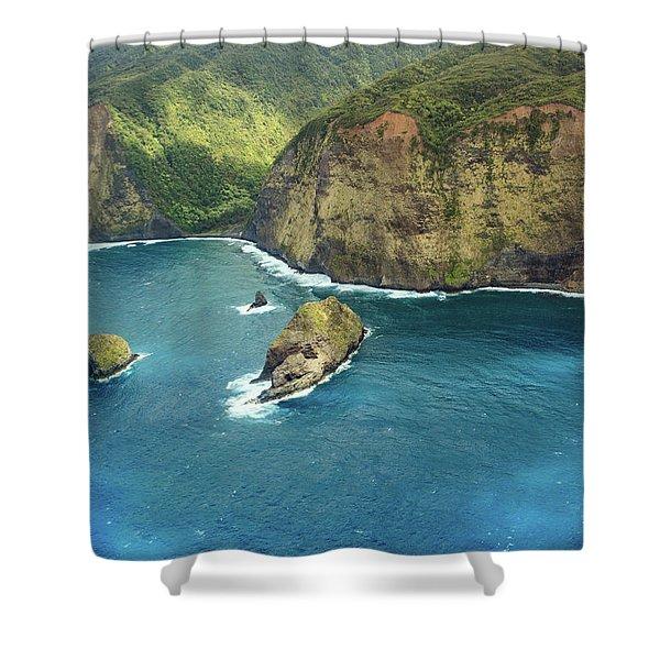 Pololu Point Shower Curtain