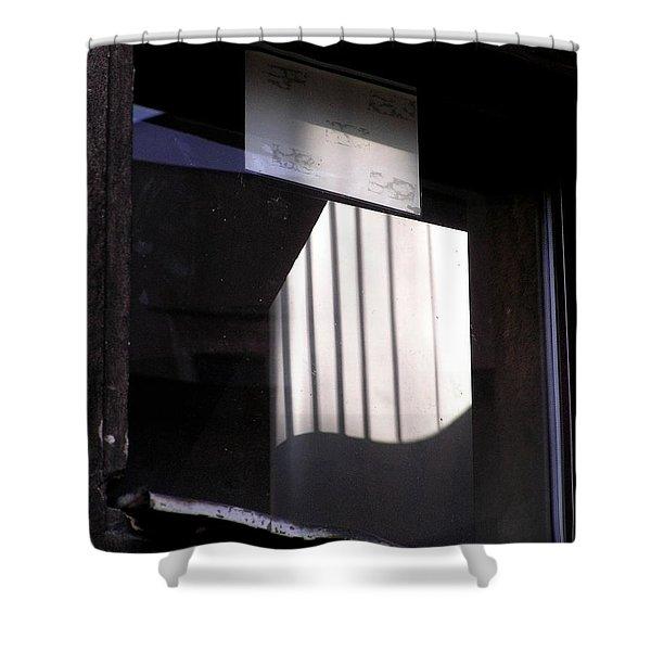 Poznanwindow Shower Curtain