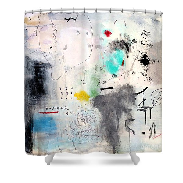 Processus Shower Curtain