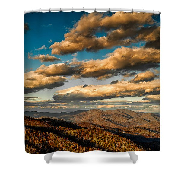Reaching For The Light Shower Curtain