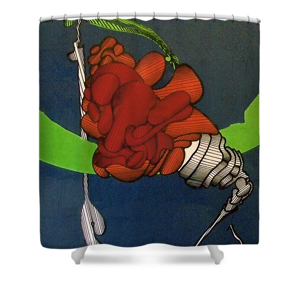 Rfb0114 Shower Curtain