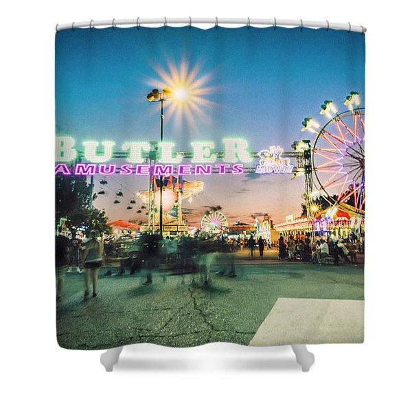 Sacramento State Fair- Shower Curtain