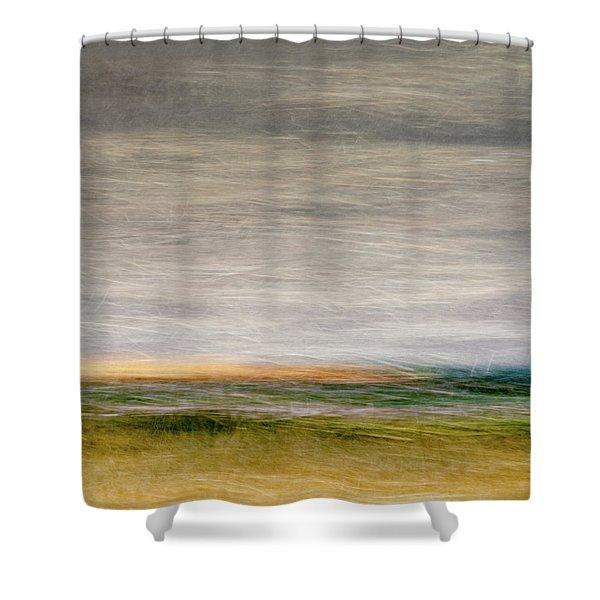 Sandy Neck 4 Shower Curtain