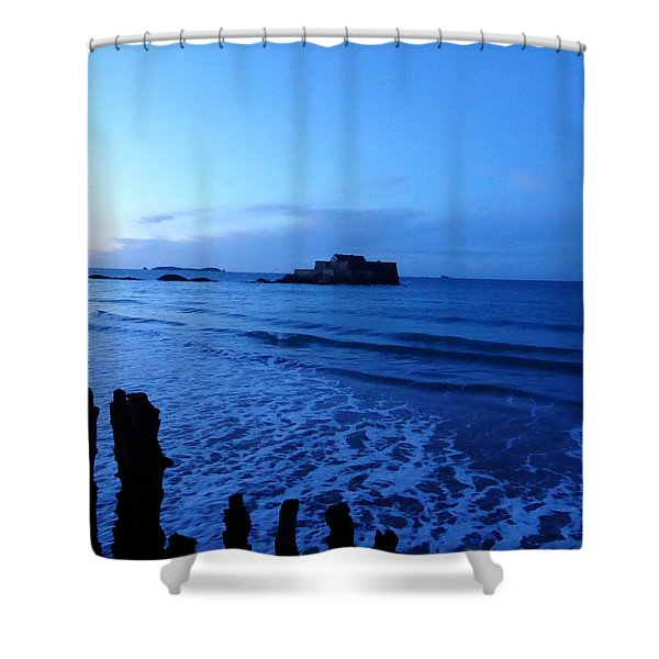 sea Shower Curtain