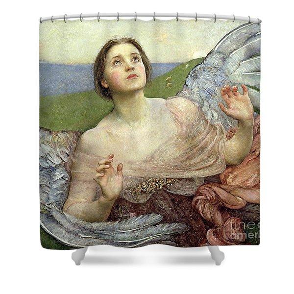 Sense Of Sight Shower Curtain