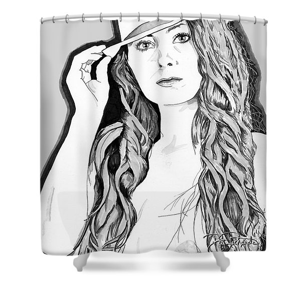 Shanna Shower Curtain