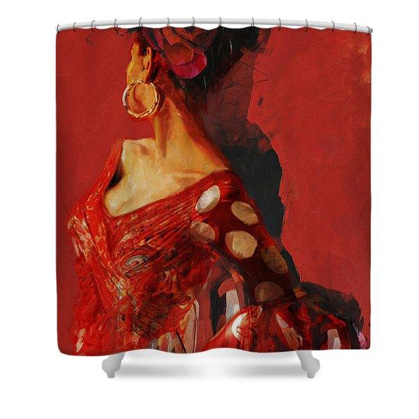Spanish Culture 27 Shower Curtain