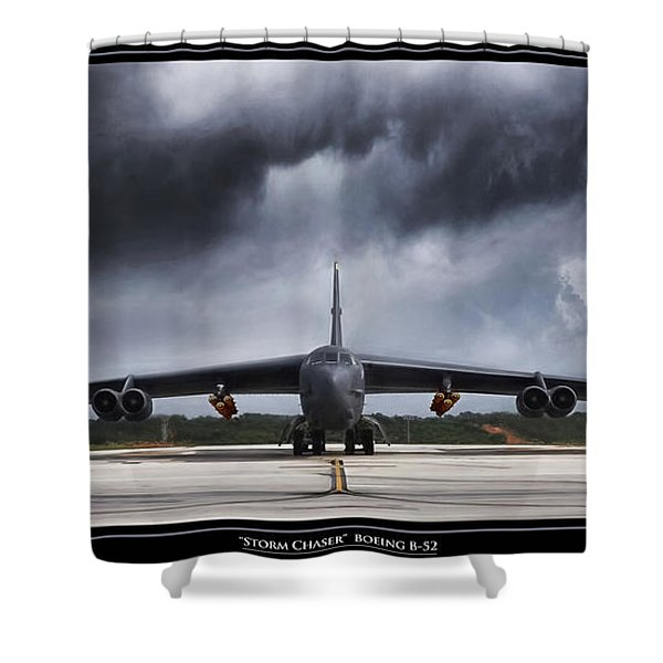 Storm Chaser Shower Curtain