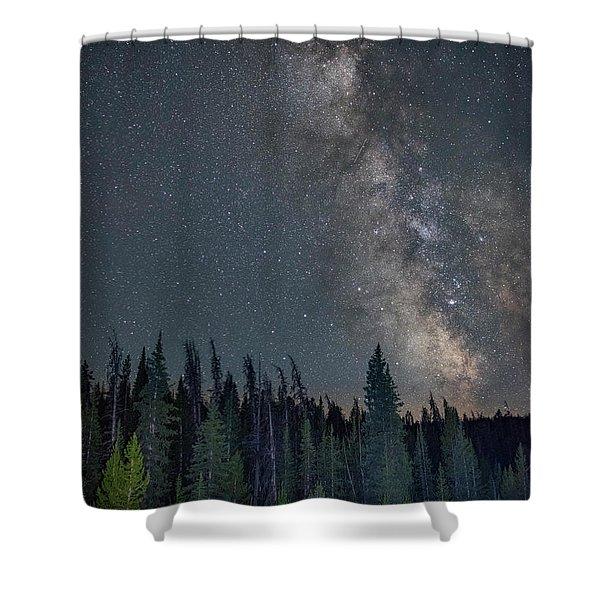 Summer Splendor Shower Curtain