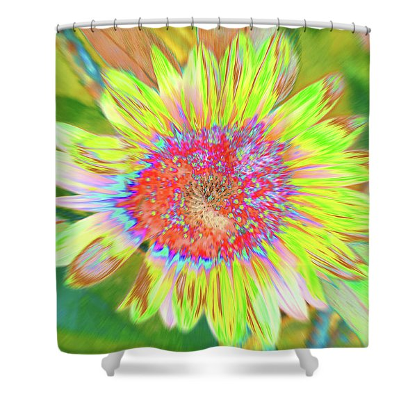 Shower Curtain featuring the photograph Sunnyside by Cris Fulton
