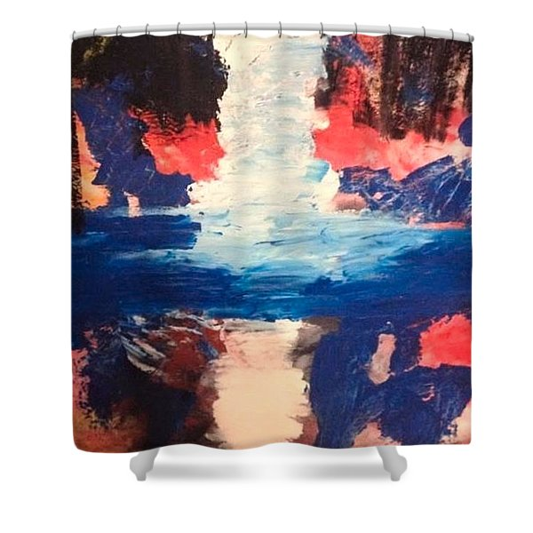 The Band  Shower Curtain