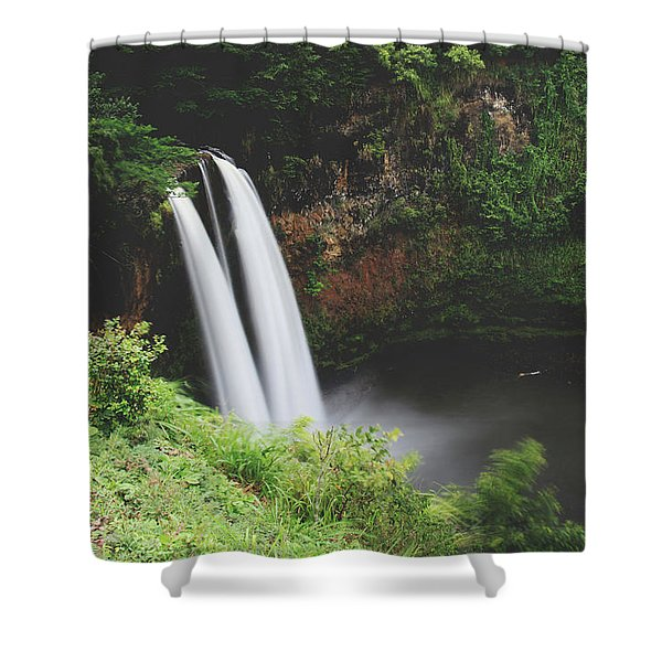 The Only Sound Shower Curtain