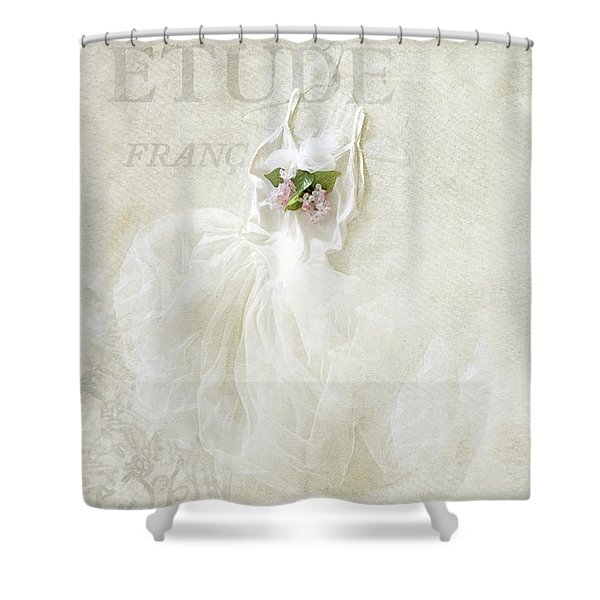 Tutu Shower Curtain