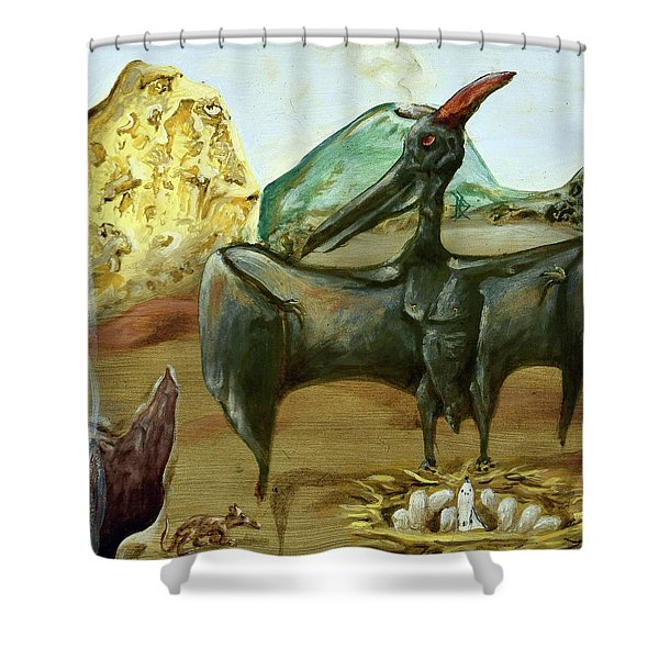 Vega Shower Curtain